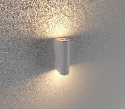 Đèn led gắn tường ngoài trời LWA0149B-WH