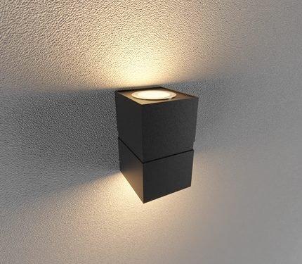 Đèn led gắn tường ngoài trời LWA0150B-BK