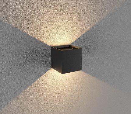 Đèn led gắn tường LWA5011-BK