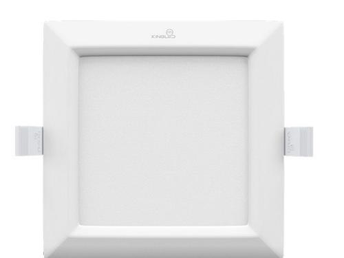 Đèn led âm trần pl siêu mỏng vuông