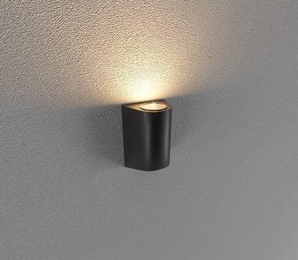 Đèn led gắn tường ngoài trời LWA0148A-BK