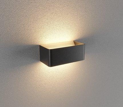 Đèn led gắn tường LWA9011-2-BK