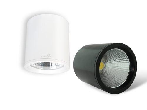 Đèn downlight lắp nổi OBR trắng Kingled