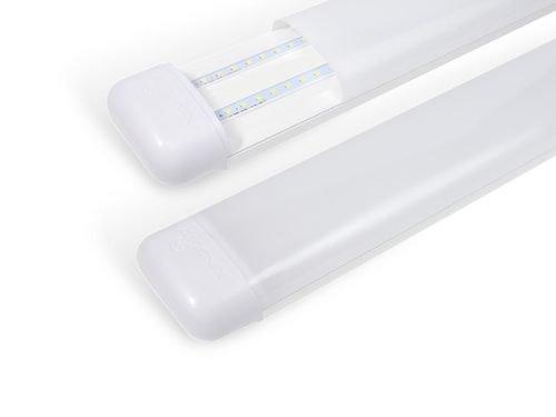 Đèn LED tuýp bán nguyệt 36W 1m2 Kingled